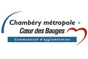 Chambéry métropole Cœur des Bauges Communauté d'agglomération
